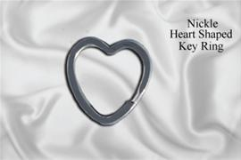 Heart Key Rings